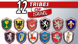 Heraldry & Symbols of the 12 Tribes of Israel