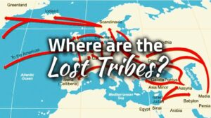 Where Did The 12 Lost Tribes of Israel Go? To Europe! -