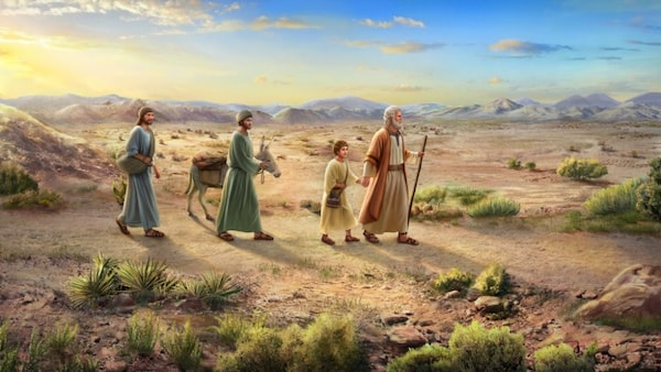The promises to Abraham were passed down to Isaac only.