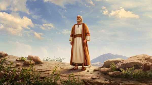 Abraham Father of the European Israelites