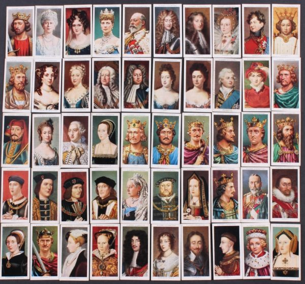 The Kings of England are just one example of the House of David ruling over the children of Israel.